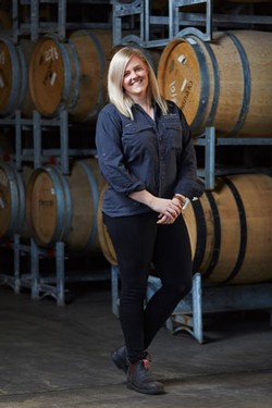 Ellin Tritt, Assistant Winemaker Fraser Gallop Estate