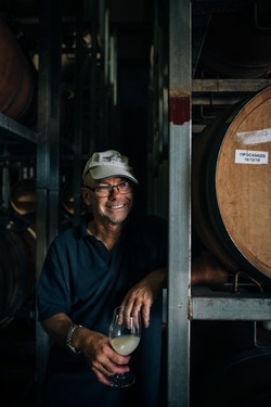 Clive Otto Chief Winemaker Fraser Gallop Estate