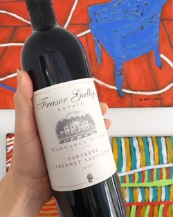 Fraser Gallop Estate Parterre Cabernet 95 points Huon Hooke